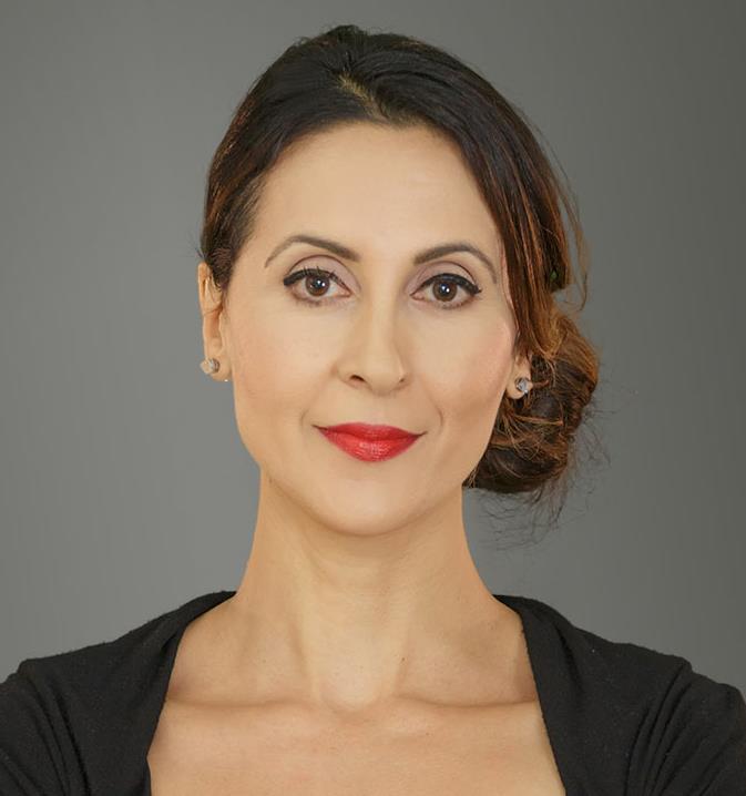 Headshot of Dr. Iris Epstein