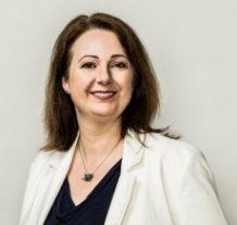 Headshot of Dr. Melanie Baljko